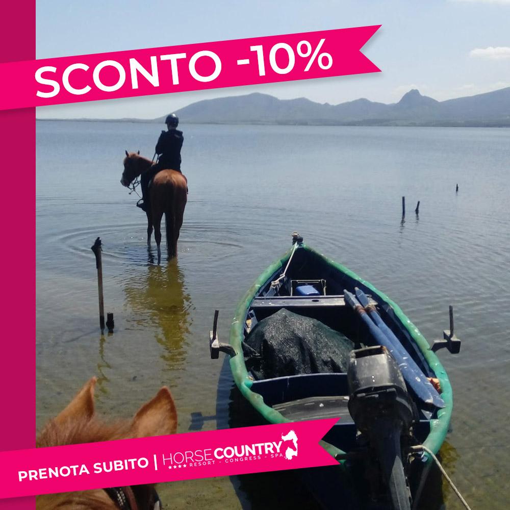 -10% Vacanza Famiglia a Cavallo in Sardegna