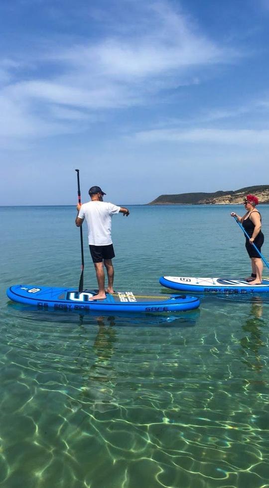 vacanza sportiva in Sardegna