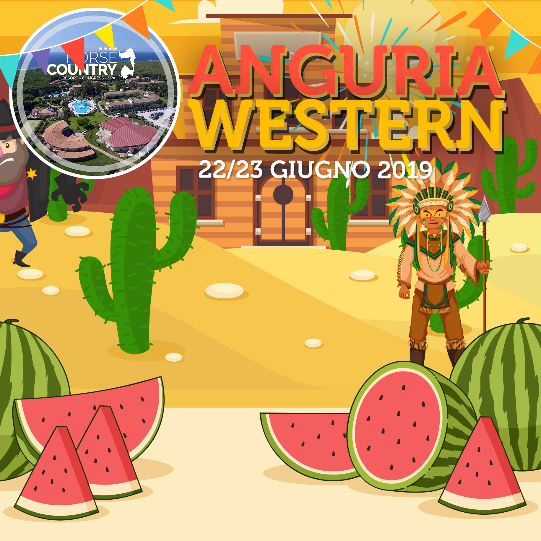 Weekend Anguria Western