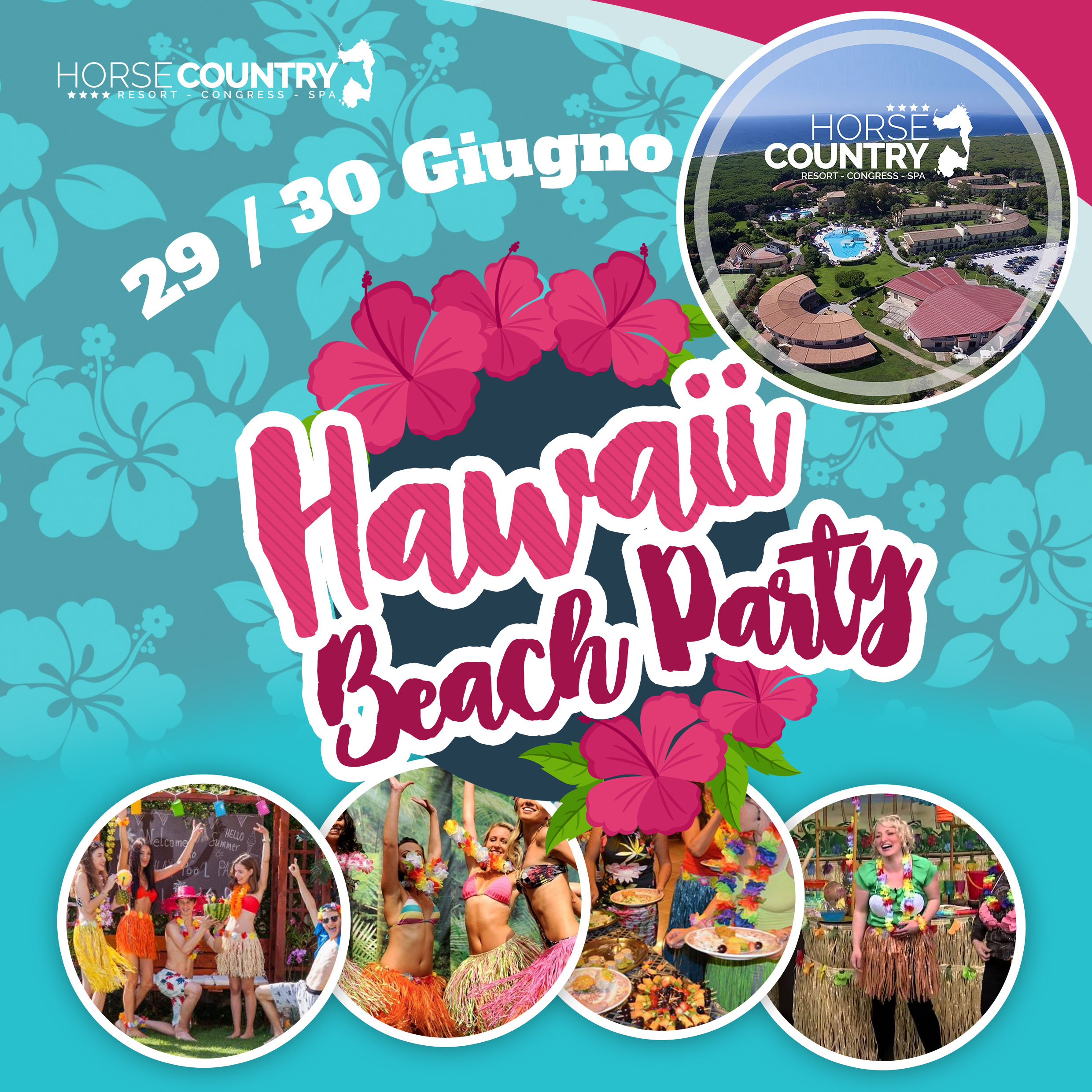 Hawaii Beach Party