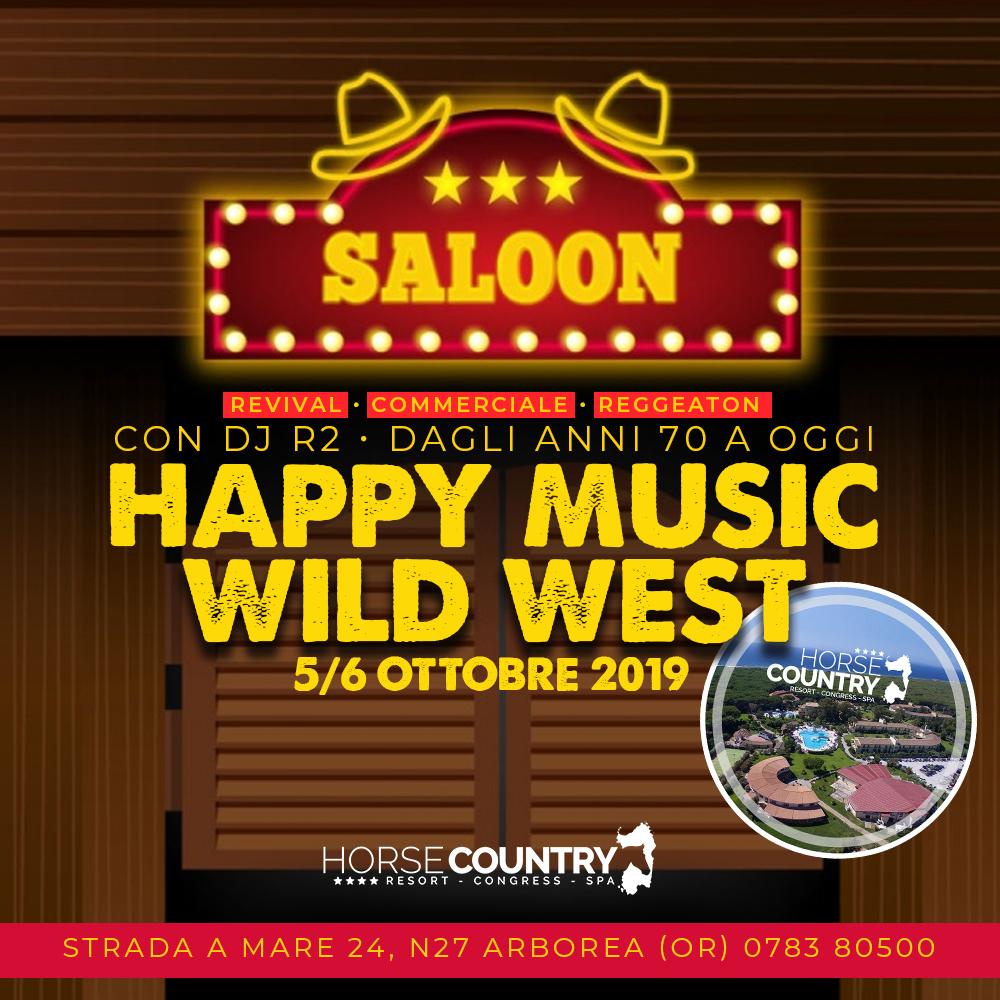 Happy Music Wild West