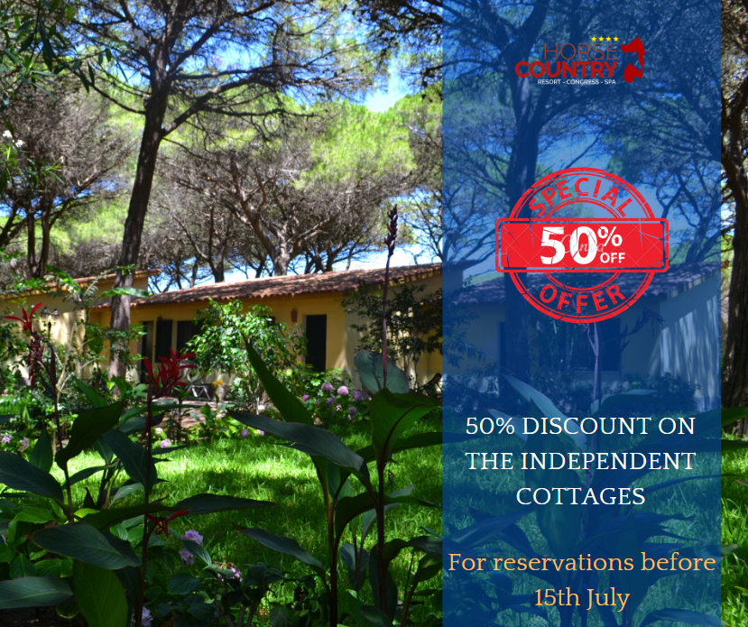 BOOK NOW – BOOK YOUR INDEPENDENT VILLA NOW AND SAVE 50%. FOR RESERVATIONS MADE BEFORE 15th JULY