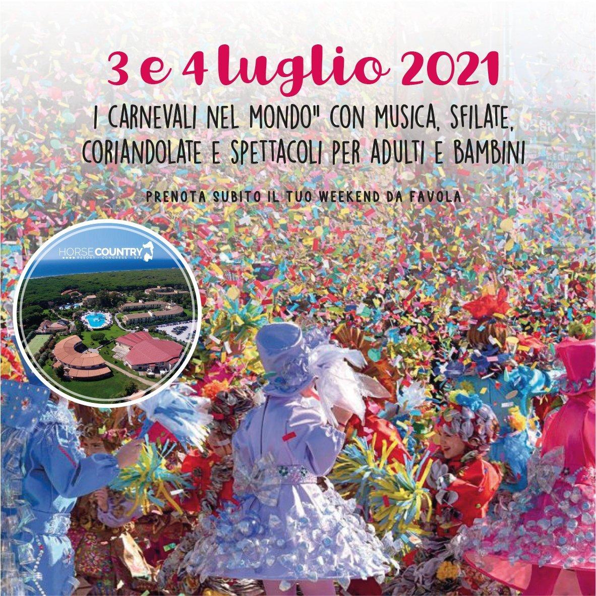 """Weekend """"Carnival"""""""