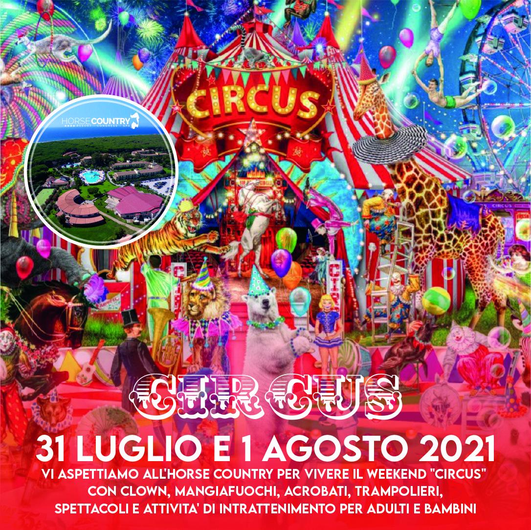 """Weekend """"Circus"""""""