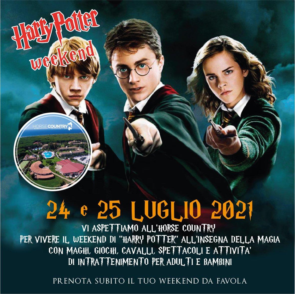 "Weekend ""Harry Potter"""