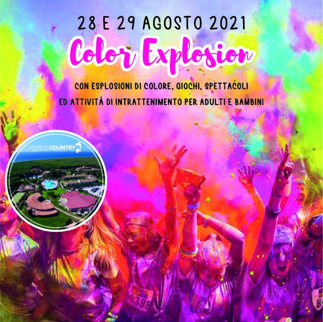 "Weekend ""Color Explosion"""