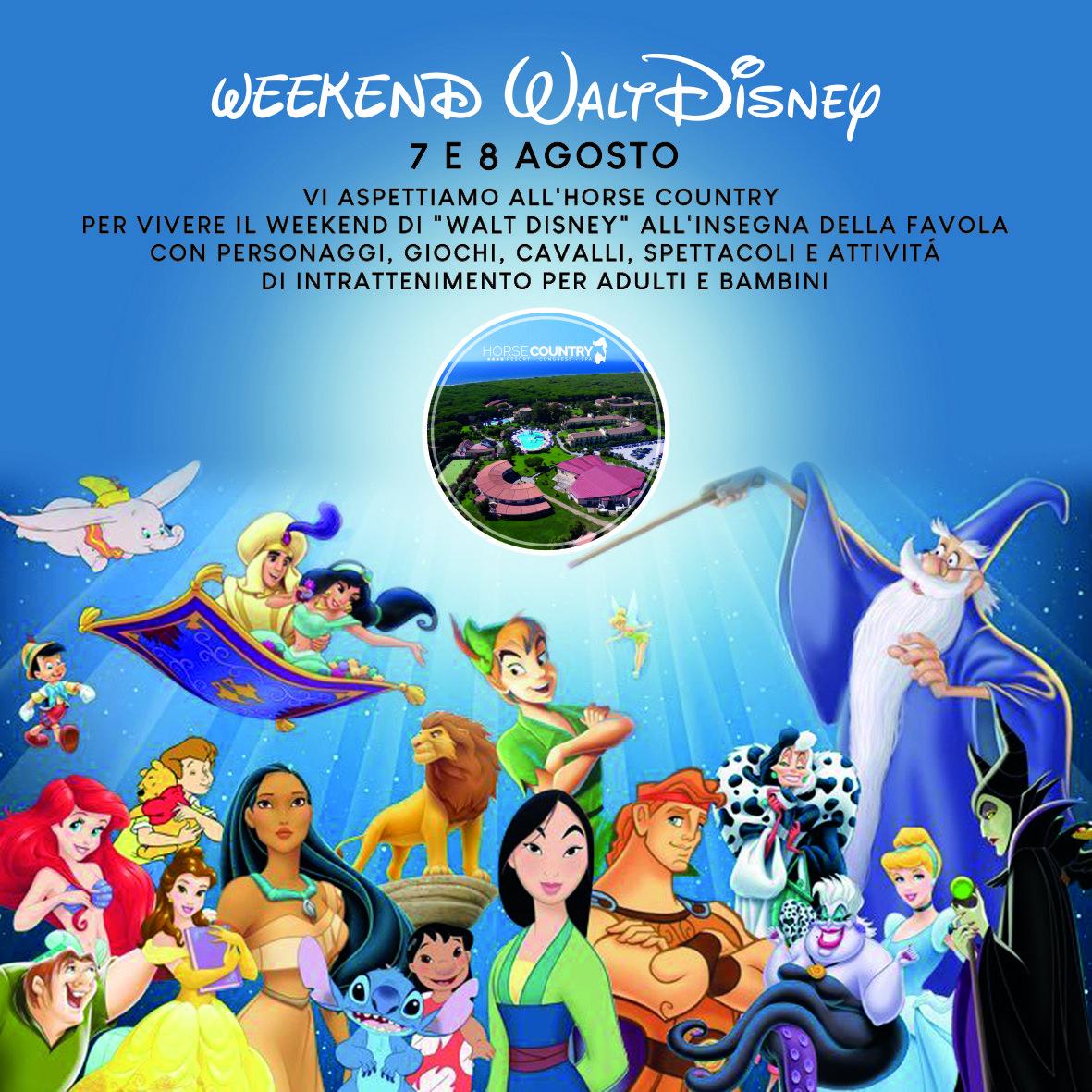 "Weekend ""Walt Disney"""