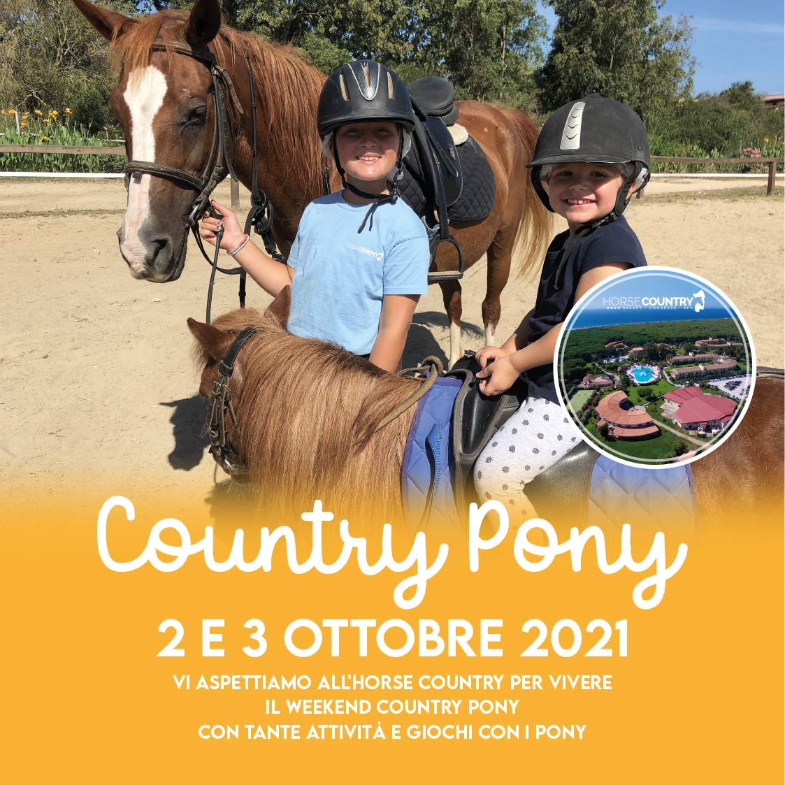 """Weekend """"Country – Pony"""""""